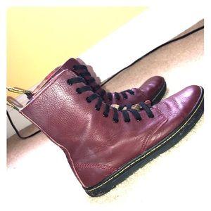 Dr. Martens air wair boots